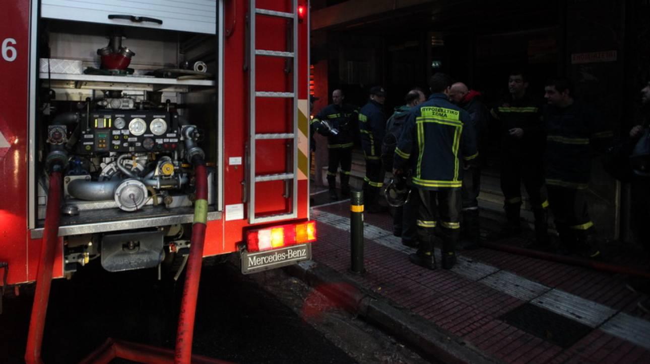 Τραγωδία στο κέντρο της Αθήνας: Δύο νεκροί από φωτιά σε διαμέρισμα