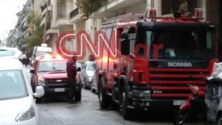 Τραγωδία στην πλατεία Αττικής: Νεκροί δύο ηλικιωμένοι μετά από φωτιά σε διαμέρισμα