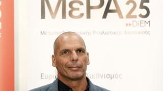Υποψήφιος για τις ευρωεκλογές στη Γερμανία ο Γιάνης Βαρουφάκης