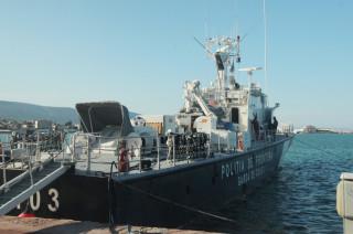 Διάσωση 35 μεταναστών ανοικτά της Μυτιλήνης σε επιχείρηση της Frontex