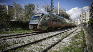 Τρένο παρέσυρε και σκότωσε γυναίκα στα Σεπόλια