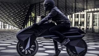 Καινοτομία: τρέχοντας προς το αύριο με την πρώτη ηλεκτροκίνητη 3D printed μοτοσικλέτα του πλανήτη