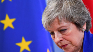 Brexit: «Πόλεμος» της Μέι για να περάσει η συμφωνία από το κοινοβούλιο