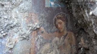Η Λήδα κι ο Κύκνος: Ένα τολμηρό αριστούργημα στα «αποκαΐδια» της Πομπηίας