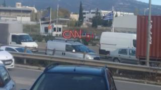 Τροχαίο στον Κηφισό: Ουρές χιλιομέτρων στην Αθηνών-Λαμίας