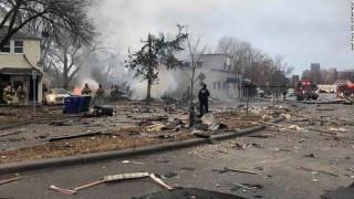 Μυστηριώδης έκρηξη σπιτιού στη Μινεσότα