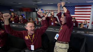 Το InSight της NASA πάτησε στον Άρη και έγραψε ιστορία