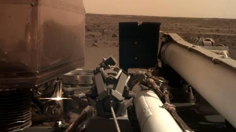 Η εντυπωσιακή φωτογραφία του Insight από τον Άρη: «Υπάρχει μια ήσυχη ομορφιά εδώ»
