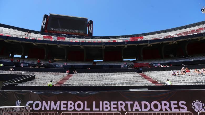 Copa Libertadores: Εκτός Αργεντινής ο τελικός Ρίβερ - Μπόκα