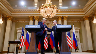 O Τραμπ «απειλεί» να ακυρώσει τη συνάντηση με τον Πούτιν λόγω του θερμού επεισοδίου στη Μ. Θάλασσα