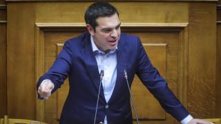 Τσίπρας: Υλοποιούμε ένα προς ένα τα μέτρα που υποσχεθήκαμε
