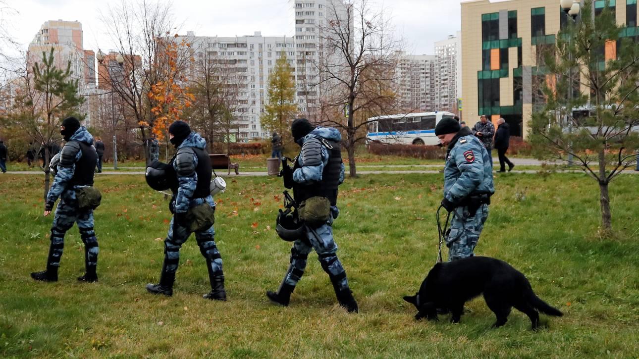 Συναγερμός στη Ρωσία: Εκκενώθηκαν σιδηροδρομικοί σταθμοί και εμπορικά κέντρα