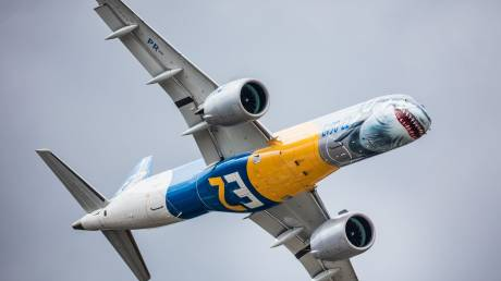 Ένας «καρχαρίας» στον ουρανό: Το νέο αεροπλάνο χωρίς μεσαίες θέσεις που δεν μοιάζει με κανένα