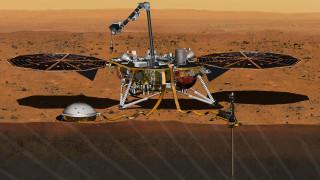 Σε «ελληνικό» έδαφος στον «Κάτω Κόσμο» του Άρη προσεδαφίστηκε το InSight της NASA