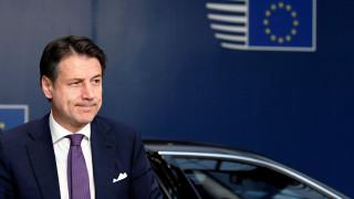 Κόντε: Η Ιταλία δεν θα υπογράψει το Διεθνές Σύμφωνο για τη Μετανάστευση