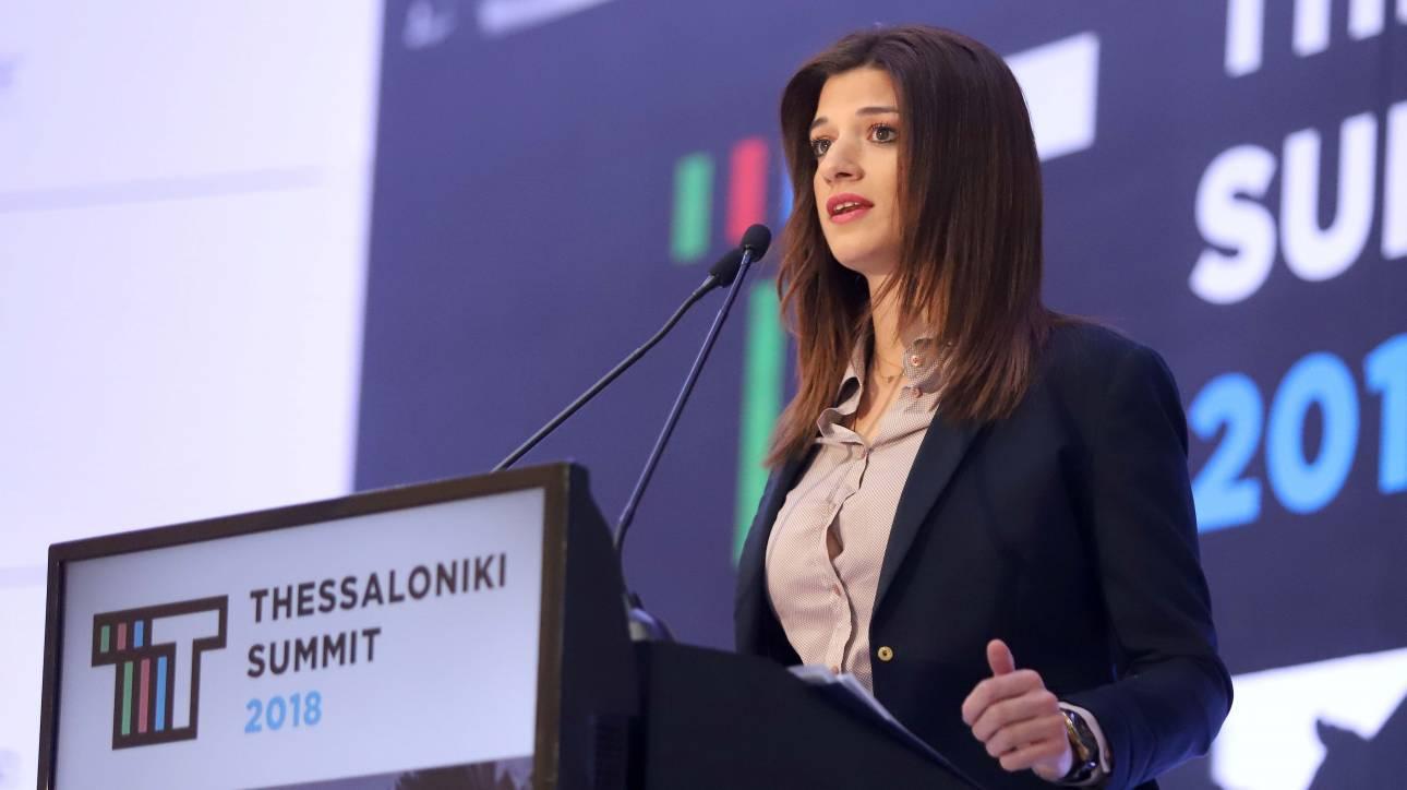 Ο ΣΥΡΙΖΑ στηρίζει Νοτοπούλου για Θεσσαλονίκη και Μπελαβίλα για Πειραιά