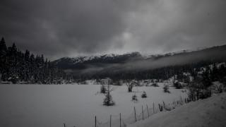 Καιρός: «Επέλαση» της κακοκαιρίας με χιονοπτώσεις, κρύο και θυελλώδεις ανέμους