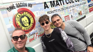 Μια ιστορία αλληλεγγύης: Ο Ιταλός που στηρίζει τους κατοίκους στο Μάτι