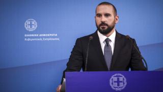 Τζανακόπουλος: Το ρεύμα Σαμαρά-Βορίδη-Γεωργιάδη έχει νομιμοποιήσει τη φασιστική ρητορική