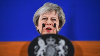 Τερέζα Μέι: Δεν καταρτίζεται «σχέδιο Β» για τo Brexit