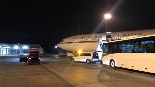 Διαψεύδονται τα σενάρια περί εγκληματικής ενέργειας στο αεροσκάφος της Μέρκελ
