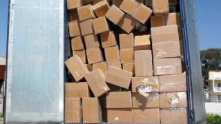 Πειραιάς: Κατασχέθηκαν 12.500.000 τεμάχια λαθραίων τσιγάρων