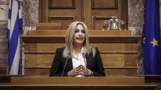 Η Γεννηματά καταδικάζει τις καταλήψεις: Κλείνουμε τις πόρτες στον φανατισμό και τον διχασμό