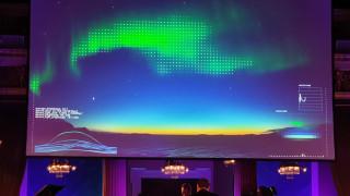 Ακούγοντας το φως: όταν η μουσική συναντά την τεχνητή νοημοσύνη και το … Βόρειο Σέλας;