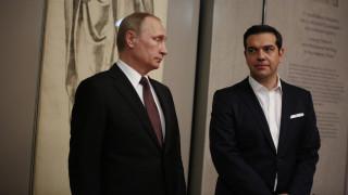 «Λιώνουν οι πάγοι» Αθήνας – Μόσχας με το ταξίδι Τσίπρα στη Ρωσία