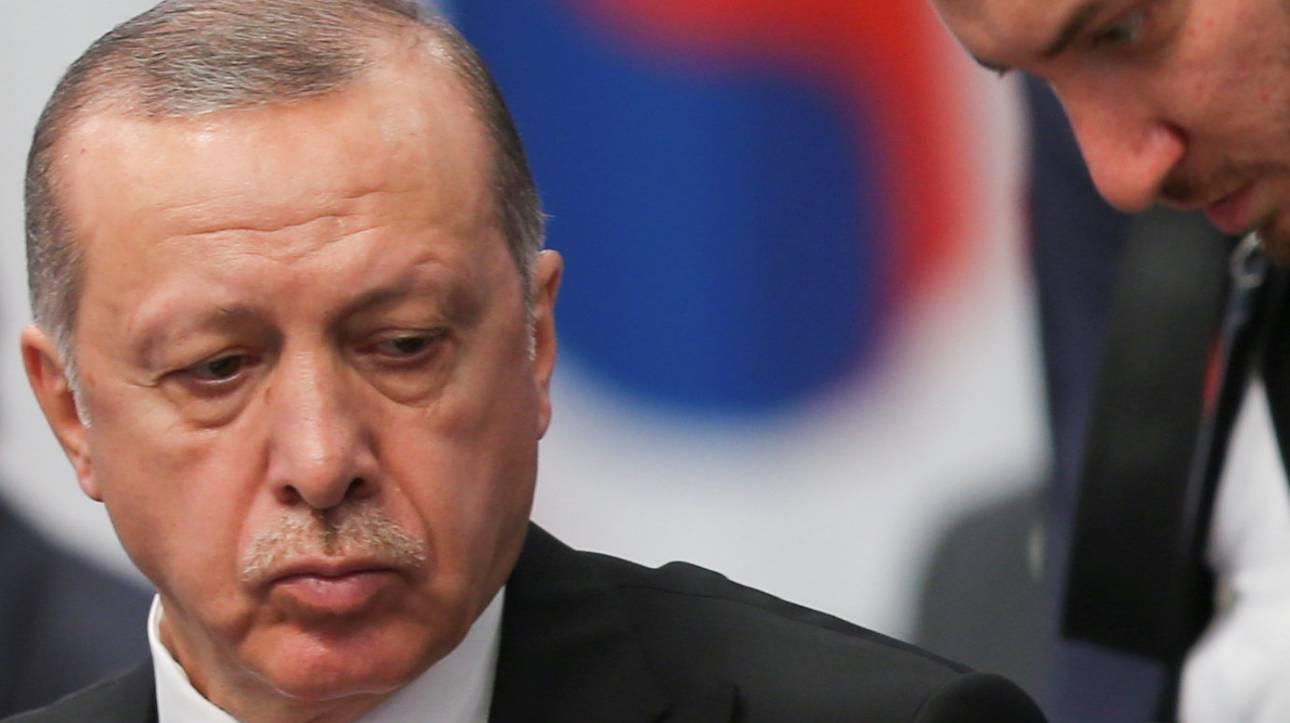 Σάλος στο Βερολίνο: Έκαναν «τσακωτούς» πράκτορες του Ερντογάν σε γερμανικές υπηρεσίες