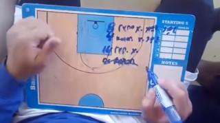 Επικό: Ομάδα μπάσκετ χρησιμοποίησε το πινακάκι για να παραγγείλει σουβλάκια!