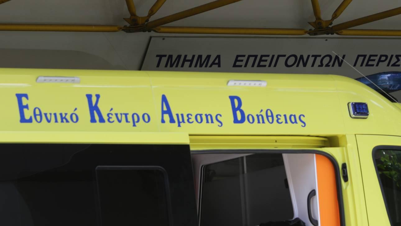 Τραγωδία στο Ηράκλειο: 35χρονος ξεψύχησε μέσα σε καφετέρια