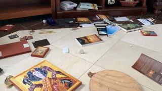 Ζημιές σε ελληνορθόδοξη εκκλησία στην Αλάσκα