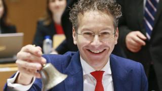 Ντάισελμπλουμ: Η Ευρωζώνη θα διολίσθαινε σε ένα ασύλληπτο χάος εάν αποχωρούσε η Ελλάδα