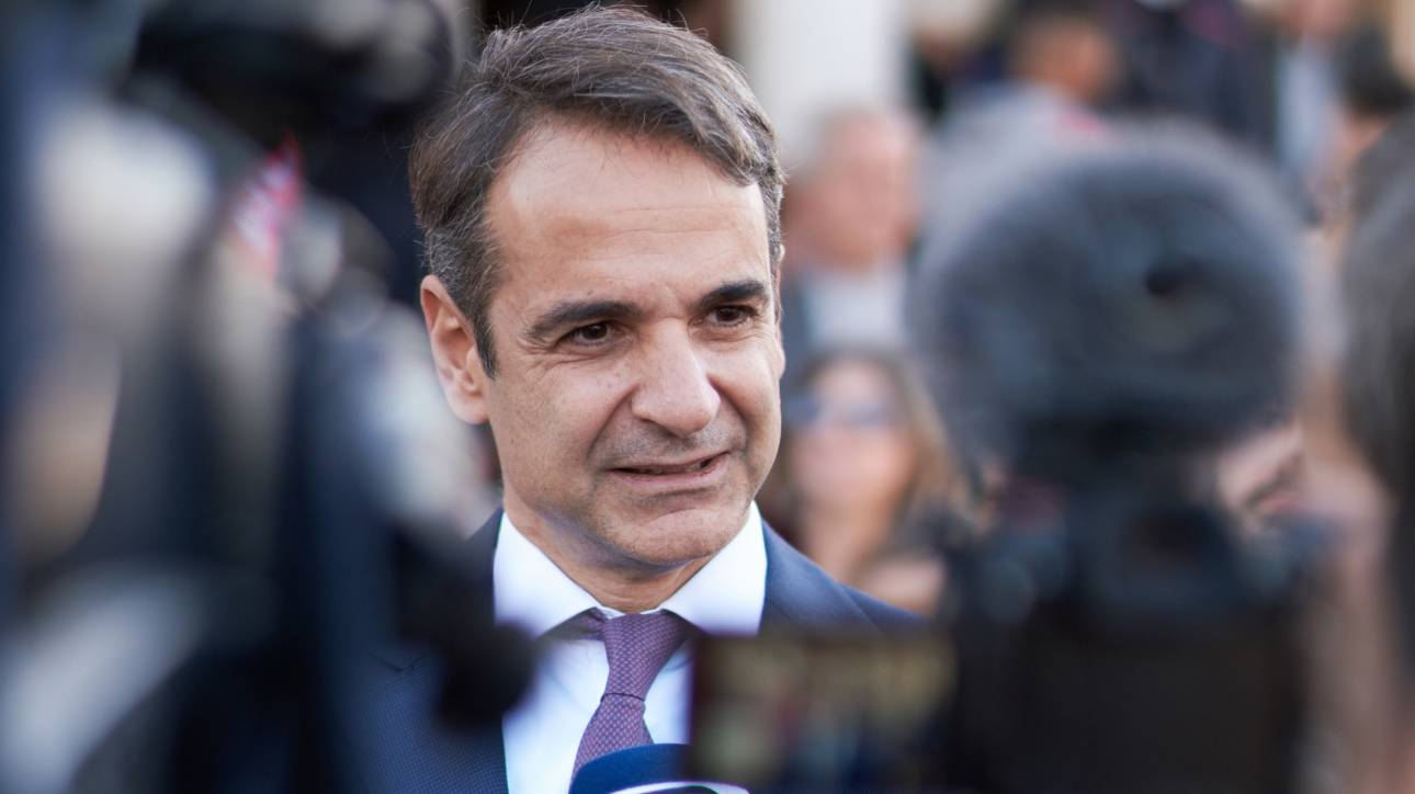 Μητσοτάκης: Είμαστε έτοιμοι και έχουμε συγκεκριμένο σχέδιο για να βγει η Ελλάδα από την κρίση