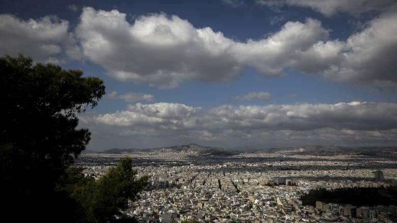 Νέα έρευνα αποκαλύπτει γιατί αυξάνονται τα σύννεφα στον ουρανό της Αθήνας