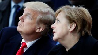 Σήμερα τελικά η συνάντηση Τραμπ-Μέρκελ στο περιθώριο της G20