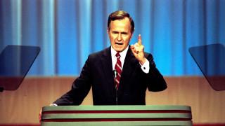 Τζορτζ Μπους: Η κληρονομιά του 41ου προέδρου των ΗΠΑ