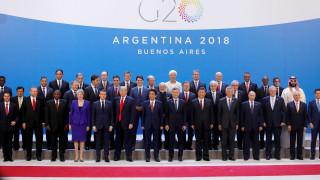 G20: Εντατικές διαβουλεύσεις για την τελική διακήρυξη της συνόδου