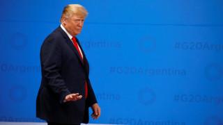 G20: Ο Τραμπ ακυρώνει την συνέντευξη Τύπου σε ένδειξη σεβασμού στην οικογένεια Μπους