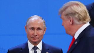 Σύντομη συνάντηση Τραμπ - Πούτιν στο περιθώριο της G20