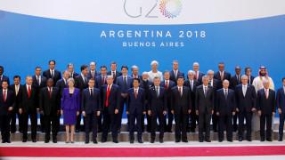 G20: Εμπορικά προβλήματα και κλίμα στο τελικό ανακοινωθέν της συνόδου