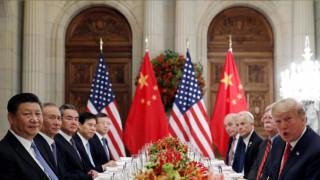 Κίνα: Τραμπ και Σι Τζινπίνγκ συμφώνησαν να μην επιβληθούν επιπρόσθετοι δασμοί από την 1η Ιανουαρίου