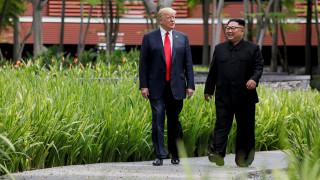 Τραμπ: Η επόμενη συνάντηση με τον Κιμ Γιονγκ Ουν πιθανόν να γίνει στις αρχές της νέας χρονιάς