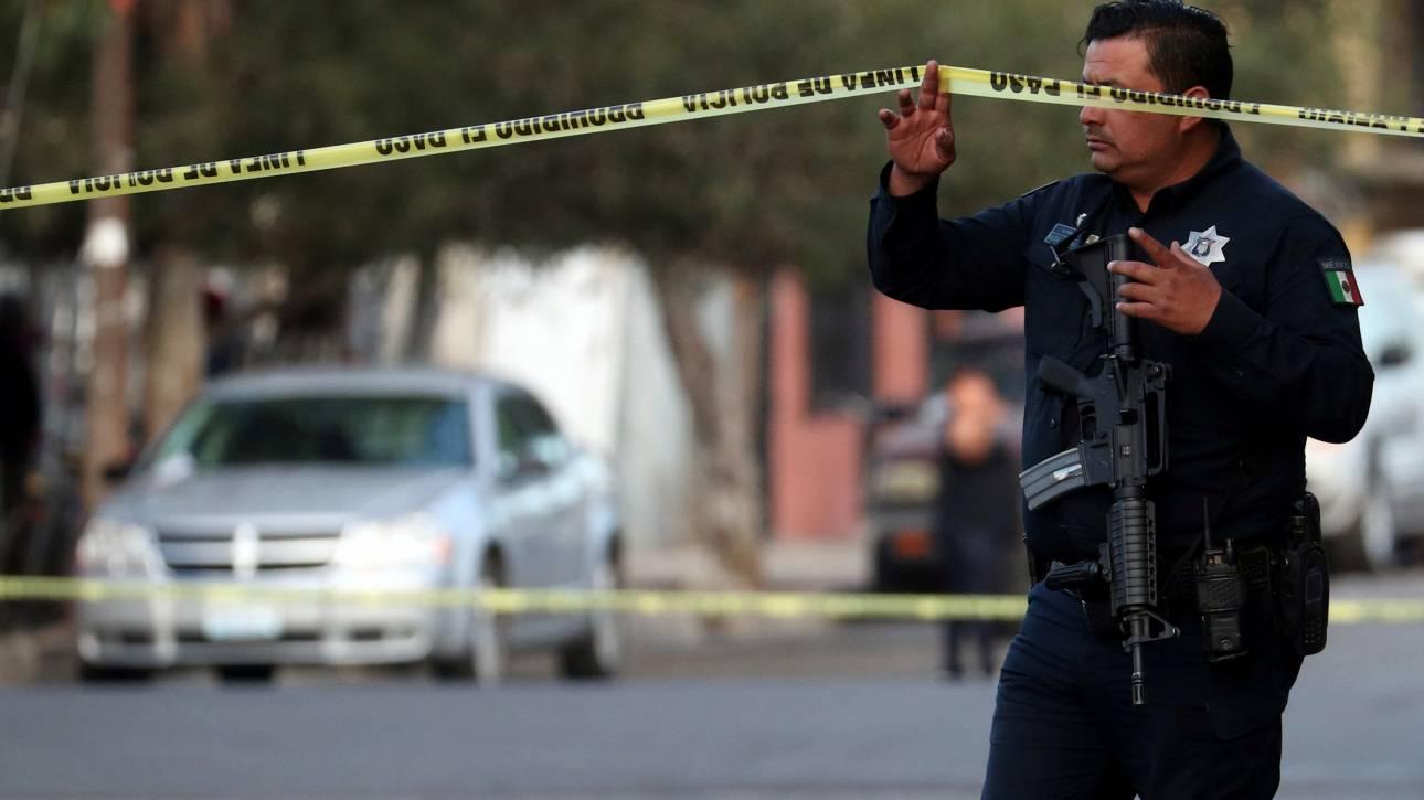 Μεξικό: Επίθεση με χειροβομβίδα στο αμερικανικό προξενείο