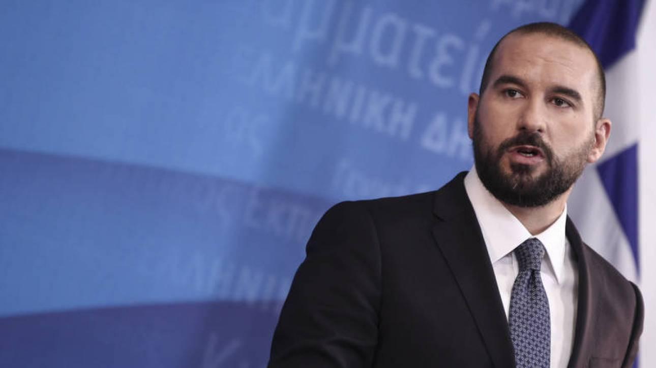 Τζανακόπουλος: Ήδη τα πρώτα οφέλη από την έξοδο είναι ορατά