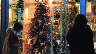 Εορταστικό ωράριο Χριστουγέννων: Πότε ξεκινά