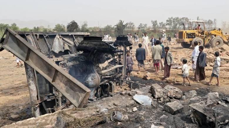 Υεμένη: Αεροσκάφος του ΟΗΕ θα μεταφέρει τραυματίες σιίτες αντάρτες Χούτι στο Ομάν για νοσηλεία