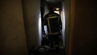 Πυρκαγιά σε διαμέρισμα στα Πατήσια