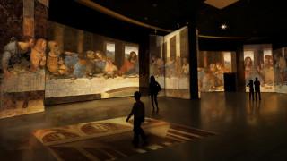 Το πλήρες έργο του Λεονάρντο Nτα Βίντσι σε μία πρωτοποριακή έκθεση στην Αθήνα